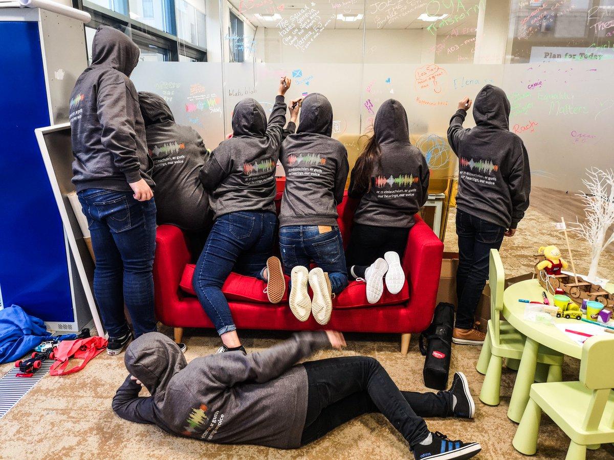 OHOV group hoodie shot